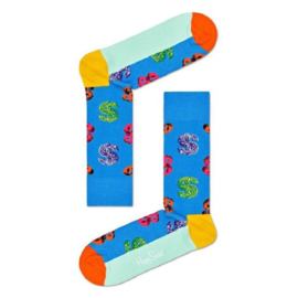 Happy Socks Andy Warhol Dollar Sock