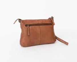 Bag2Bag Levisa Limited Schoudertasje | Clutch | Brown