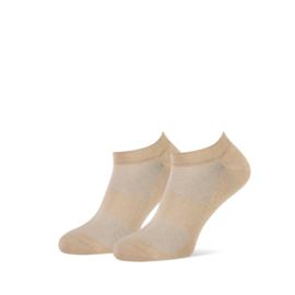 Marcmarcs Basic Sneakersok | Lowsok 2-Pack Beige/Khaki, 91500