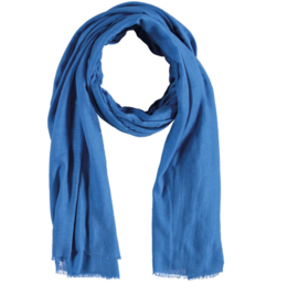Sarlini lange Dames sjaal Kobalt Blauw
