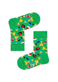 Happy Socks Kids Christmas Santas Hat Socks