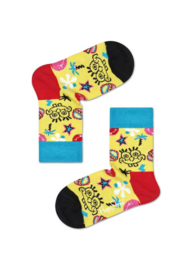 Happy Socks Sponge Bob Kids | Smile Storm Sock