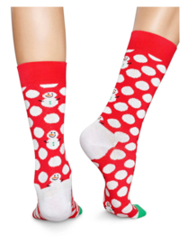 Happy Socks Christmas Snowman