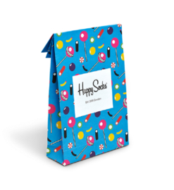 Happy Socks Gift Bag Lollypop