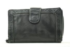 Bag2Bag Limited Edition Wallet   Portemonnee Irving, Black