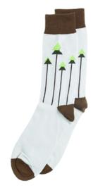 Alfredo Gonzales Socks Run Forest