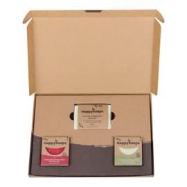 HappySoaps Verzorgings Giftbox - Herbs & Spices Medium