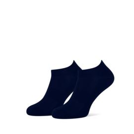 Marcmarcs Basic Sneakersok | Lowsok 2-Pack Blauw, 91500