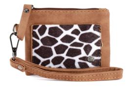 Camel Giraf klein portemoneetje | Hengelo