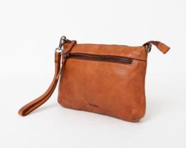 Bag2Bag Levisa Limited Schoudertasje | Clutch | Cognac