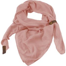 Lot83 Sjaal | Puk | Roze