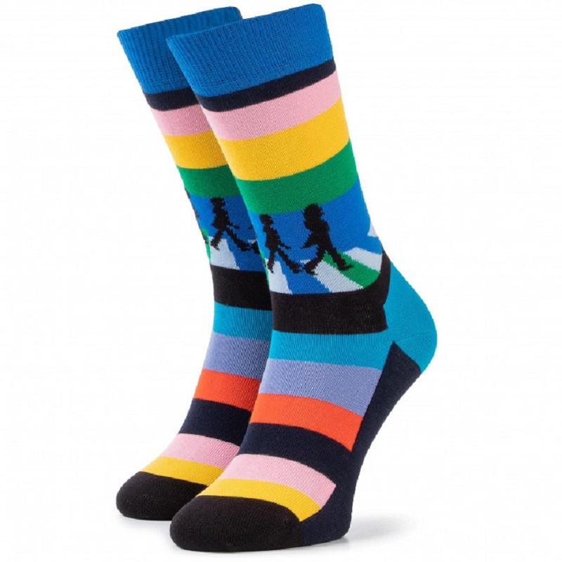 Happy Socks The Beatles Legend Crossing Sock