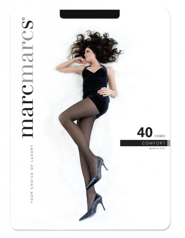 MarcMarcs 40 Denier, Comfort panty,  Olive 86045