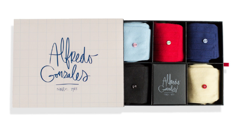 Alfredo Gonzales The Pencil 5-Pack Giftbox