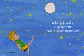 Richt op de maan