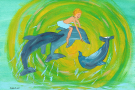 Dolfijn!