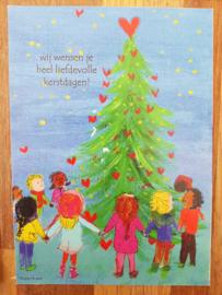 Liefdevolle kerstdagen