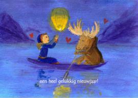 een heel gelukkig nieuwjaar!