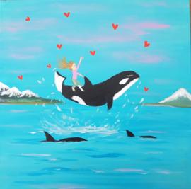 Mijn orka en ik
