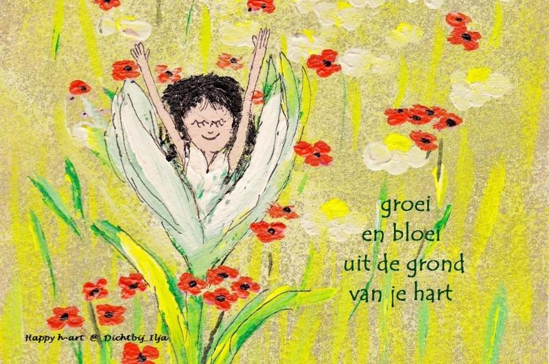 Groei bloei