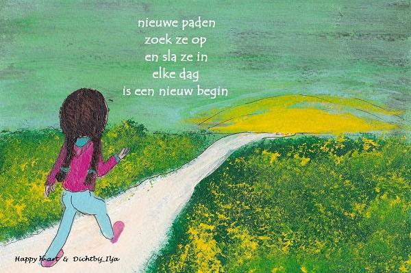 Nieuwe paden