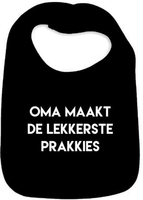 SLAB - OMA MAAKT DE LEKKERSTE PRAKKIES