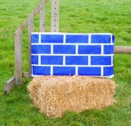 Brick/Diamond Blauw (2 stuks)