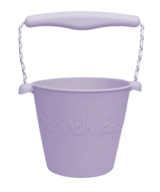 Bucket light purple