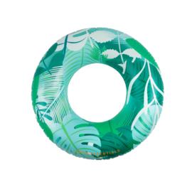 Zwemband Tropical Jungle 90 cm