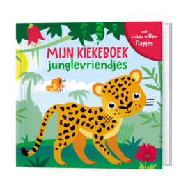 Mijn kiekeboek Junglevriendjes