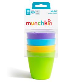 Munchkin beker, multi 4 kleuren