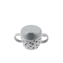 Happy dots tuitbeker grey
