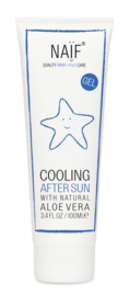 Naïf cooling aftersun gel