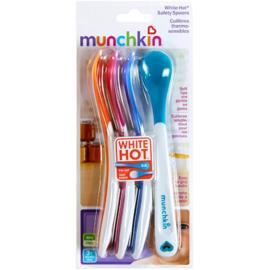 Munchkin 4 White Hot Veiligheidslepels