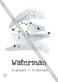 Waterman poster