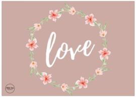 Kaart love