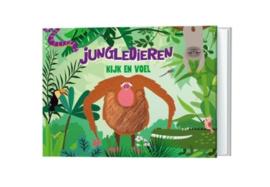 Kijk en voel jungledieren