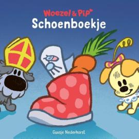 Woezel&Pip schoenboekje