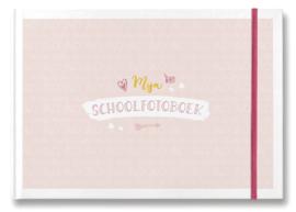 Mijn schoolfotoboek roze