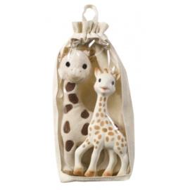 Sophie de giraf set knuffel en bijtfiguur