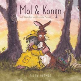 Mol en Konijn Boek