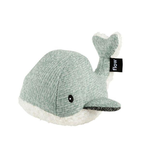 Moby de walvis groen