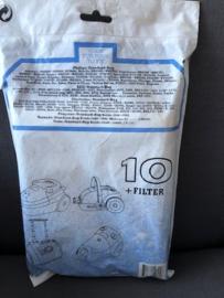 Stofzuigerzakken Philips S-Bag