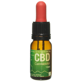 CBD OLIE 10 ML