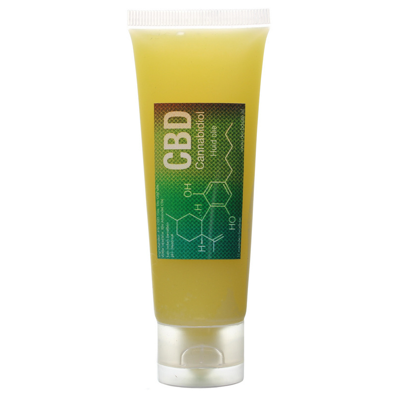 CBD Huid olie 50 ml