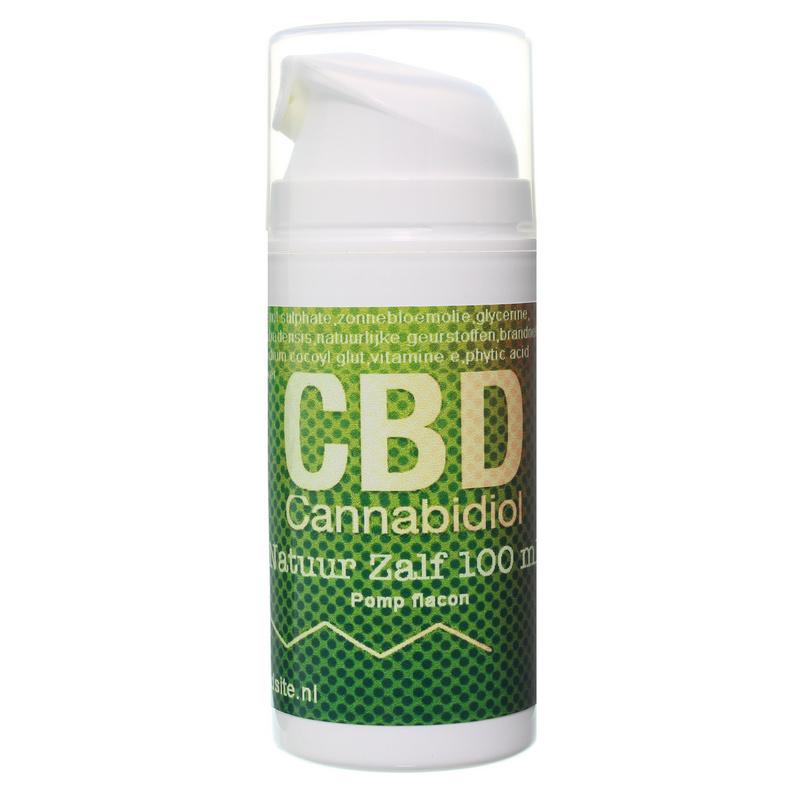 CBD Natuur zalf 100 ml