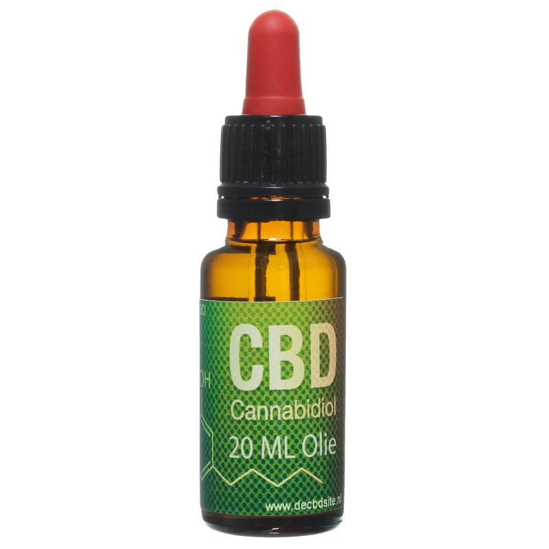 20 ML CBD Olie