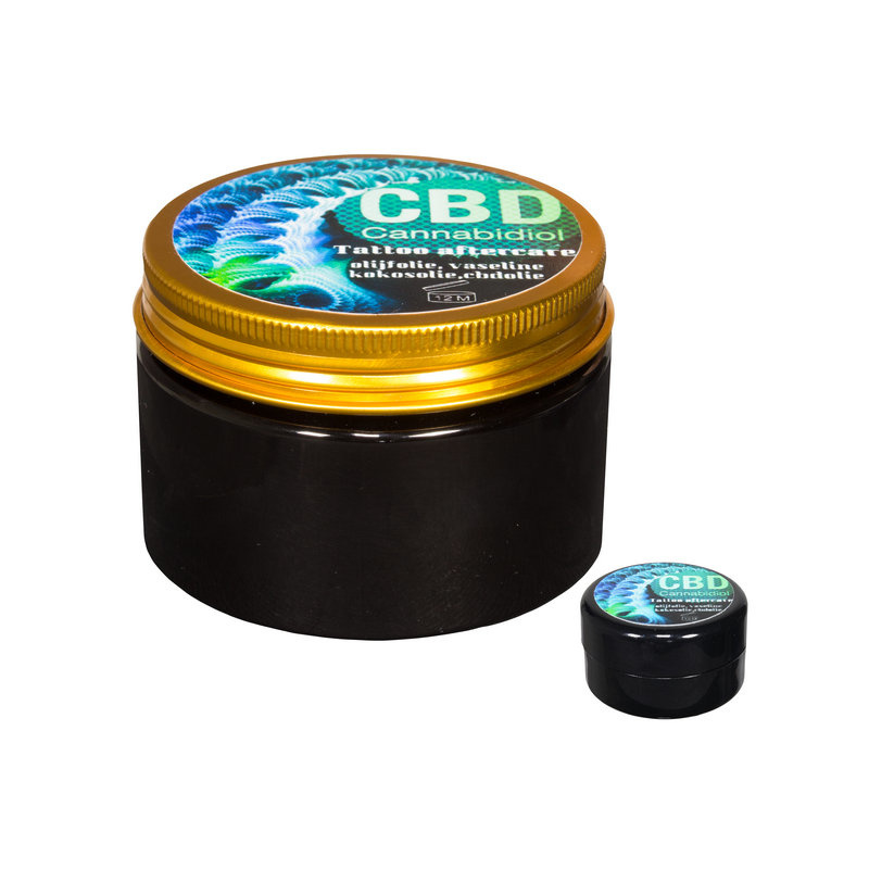 CBD Tattoo aftercare