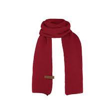 Knit Factory| Jazz sjaal| Bordeaux