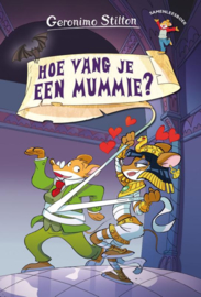 Hoe vang je een mummie?